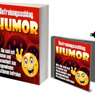 Befreiungsschlag Humor Lebenshilfe mit Lachen durch die Krise